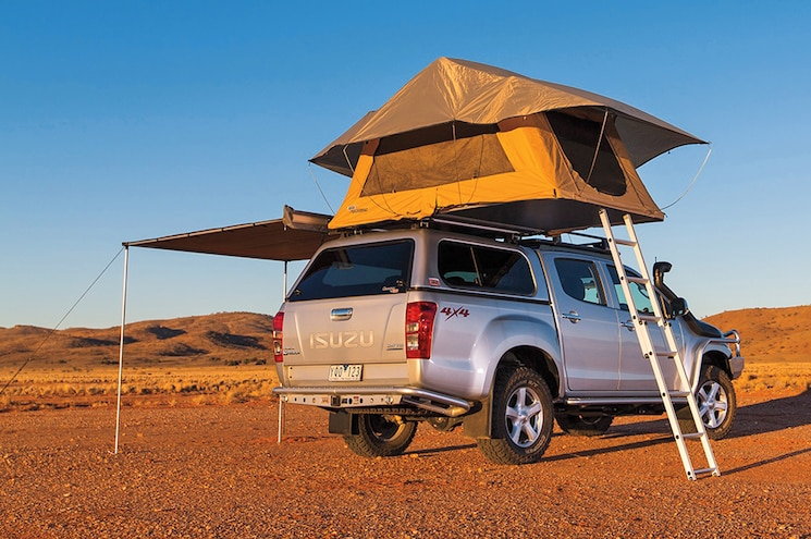 ARB Kakadu Rooftop Tent - Hot Products