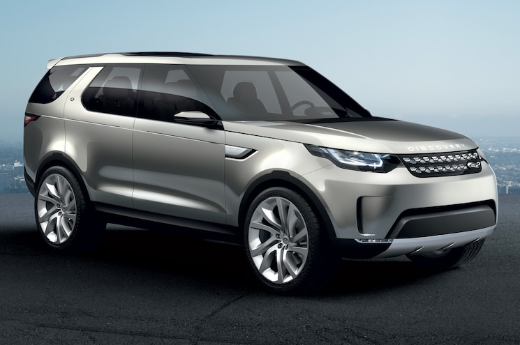 Land Rover Planning on Launching X5-Rivaling Discovery 5 in 2016