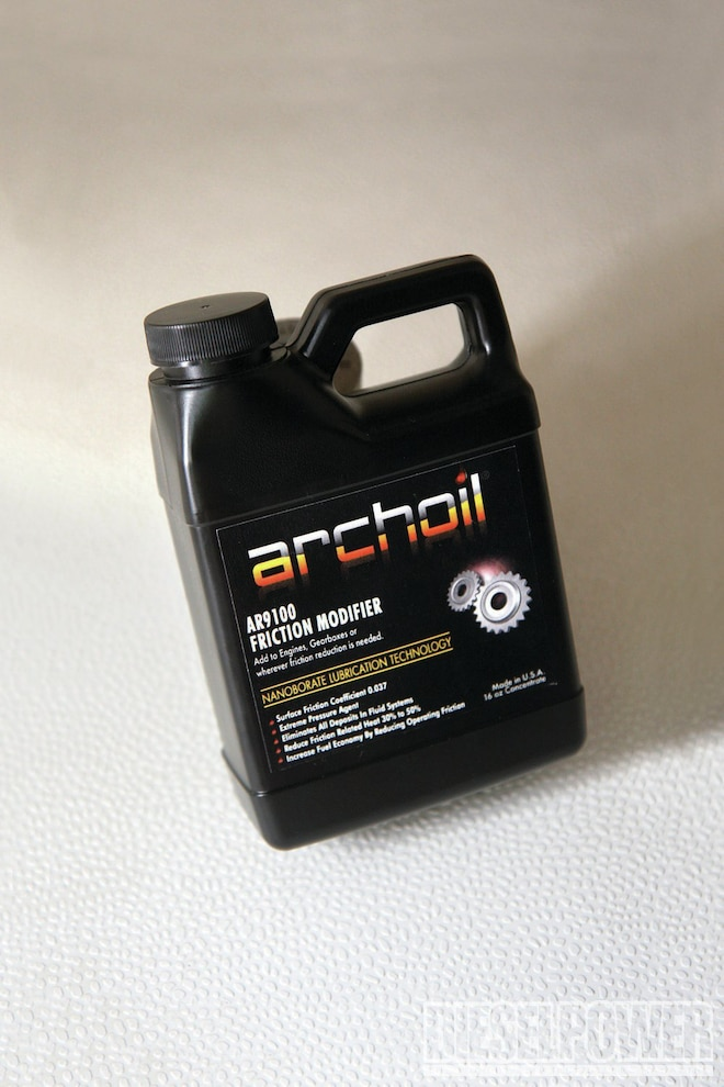 Archoil AR9100 Bottle