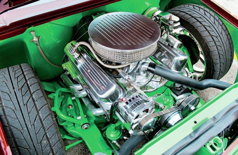 1990 Chevrolet S 10 Engine