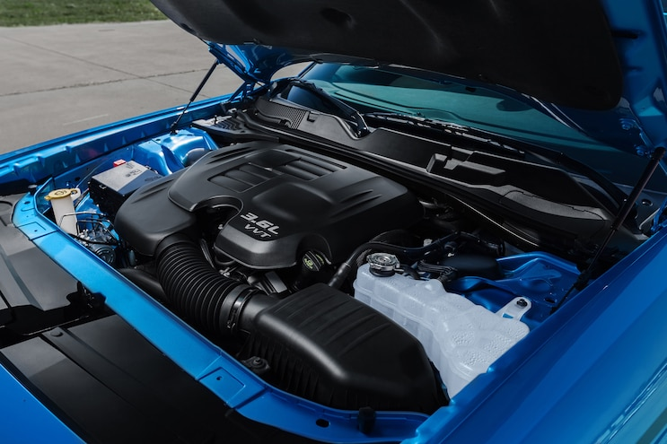2015 Dodge Challenger SXT Engine