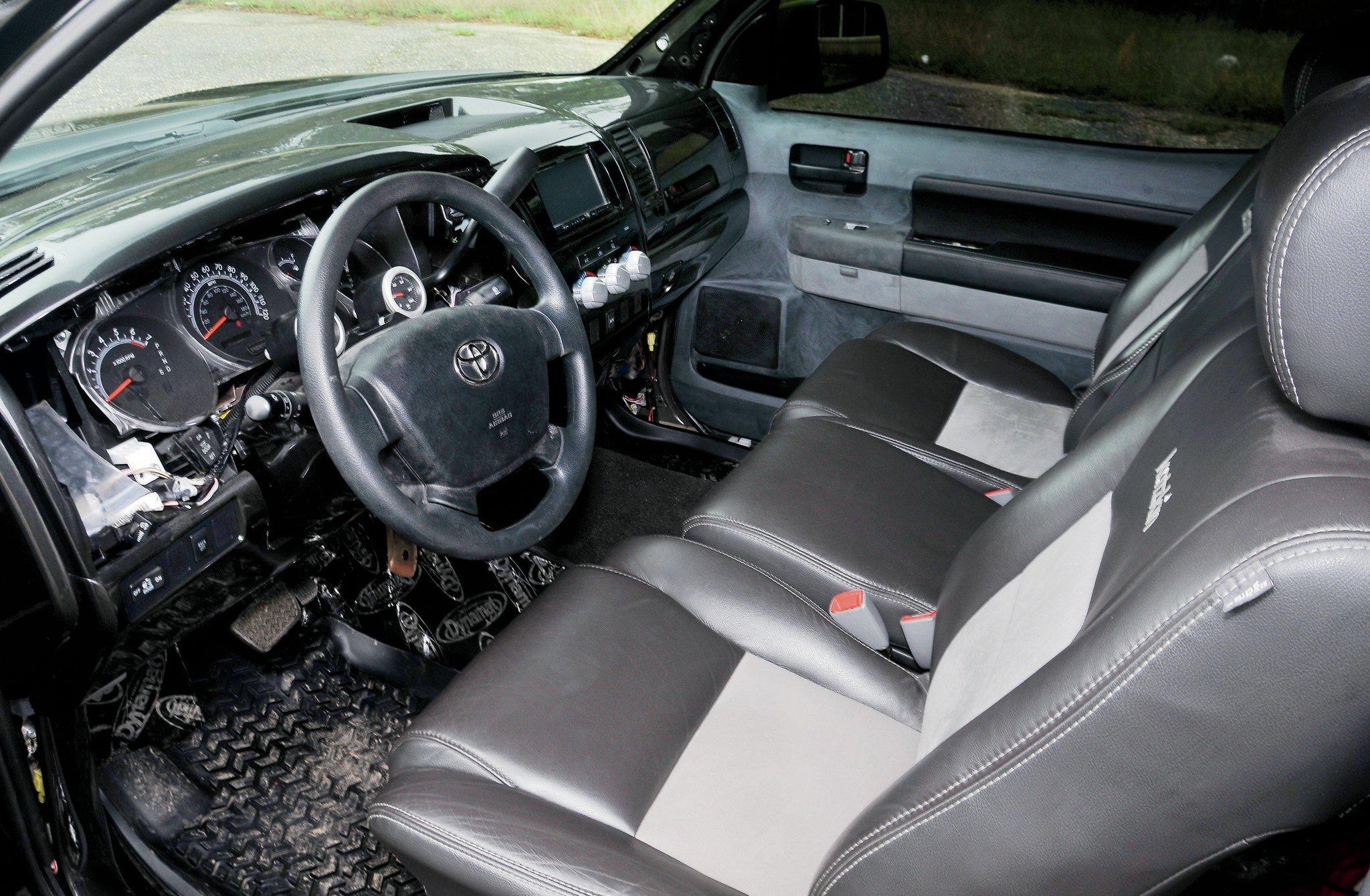 2008 Toyota Tundra Weaponized