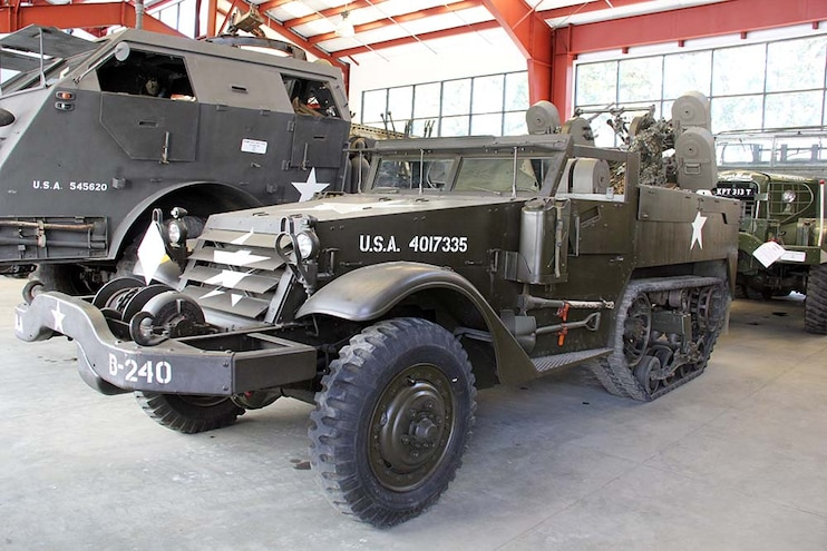 Littlefield Military Vehicle Auction Preview