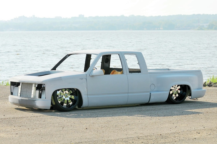 1994 Chevrolet Silverado 455ci Big-block - Korrupted