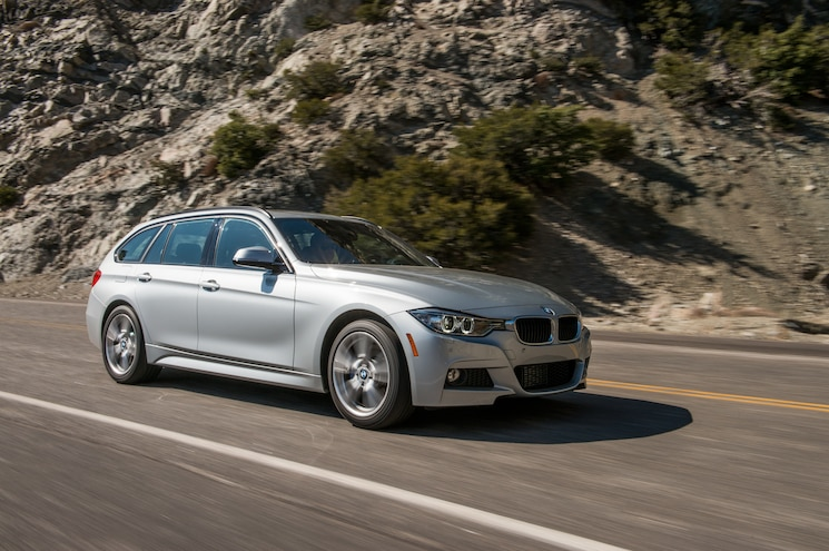 2014 BMW 328d xDrive Wagon Long-Term Update 3