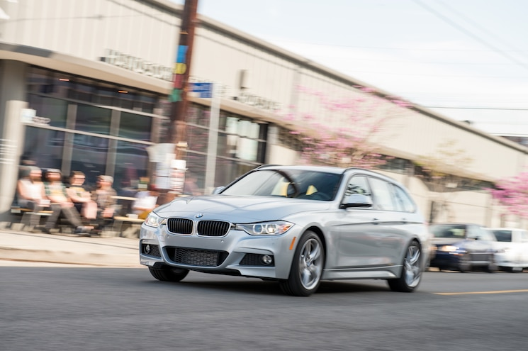 2014 BMW 328d xDrive Wagon Long-Term Update 5