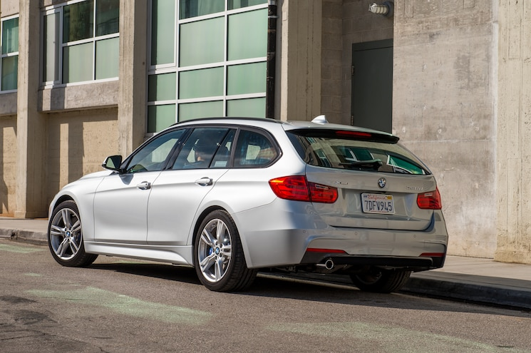 2014 BMW 328d xDrive Wagon Long-Term Update 6