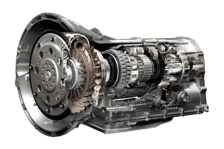 2016 Ford SVT Bronco  10  6R140 Torqueshift Automatic Transmission