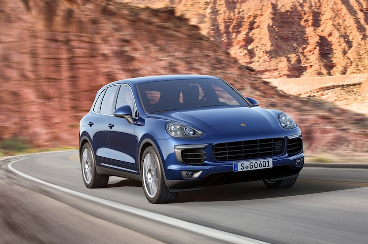 Porsche Hopes for CARB, EPA Approval on Cayenne Diesel Fix by End of Month