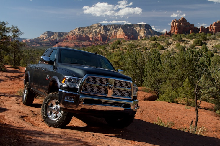 2015 Ram 2500 Power Wagon Wins Four Wheeler's Pickup Truck of the Year