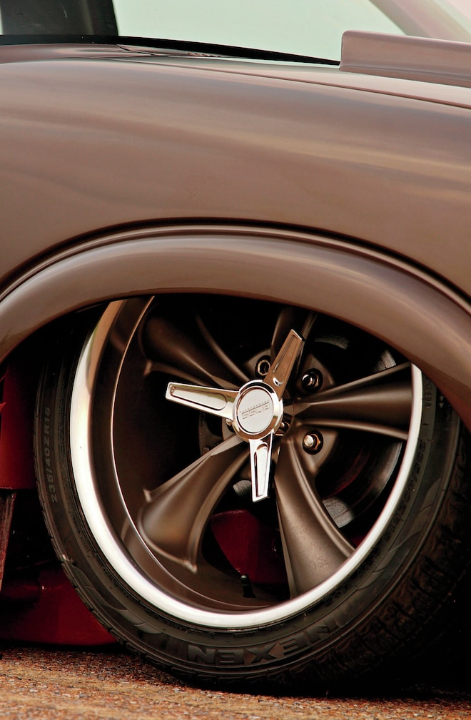1998 Chevrolet S 10 Wheel