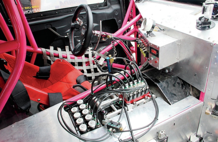 Isuzu D-Max Pro Stock Diesel Race Truck - Team Thailand