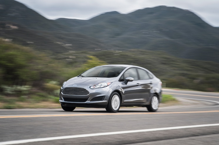 2014 Ford Fiesta Sfe Ecoboost I 3 First Test Motor Trend