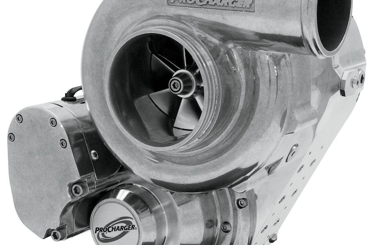 Ford F-150 Raptor ProCharger i-1 Supercharger Install