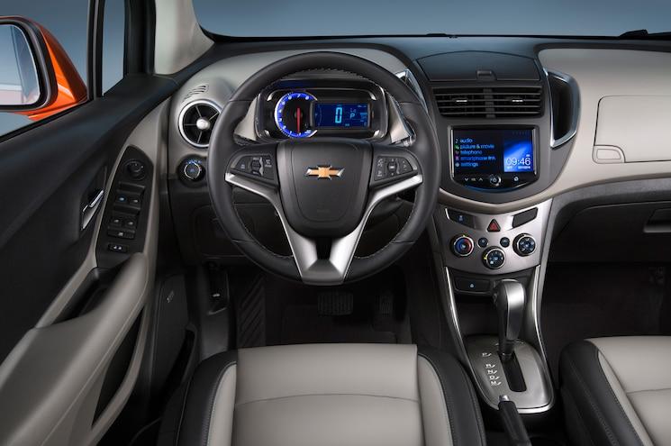 2015 Chevrolet Trax Interior