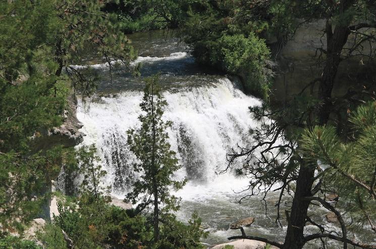 Nebraska Smith Falls