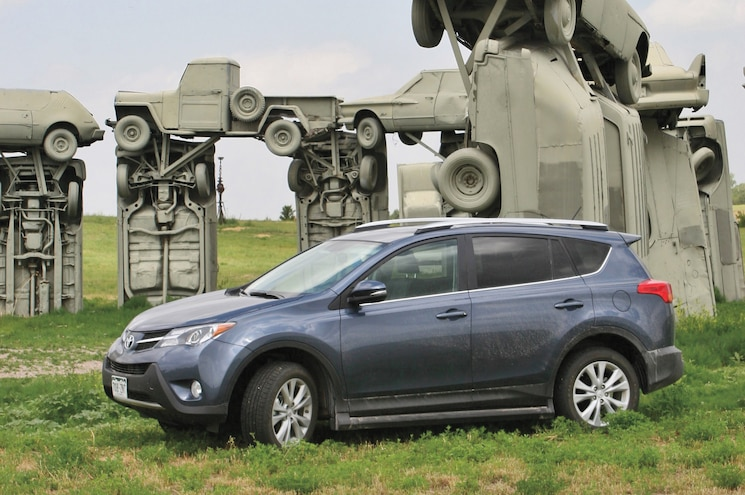 Nebraska: On the Trail of Old West in a Toyota RAV4 AWD