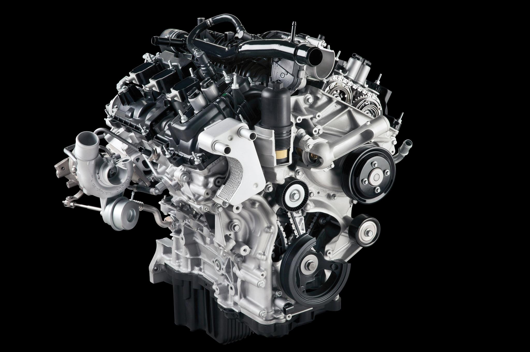 2.7 L Ecoboost V6 >> Ford 2 7l Ecoboost V 6 Inside Look
