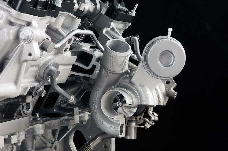 Ford 2 7L EcoBoost V 6 Turbo