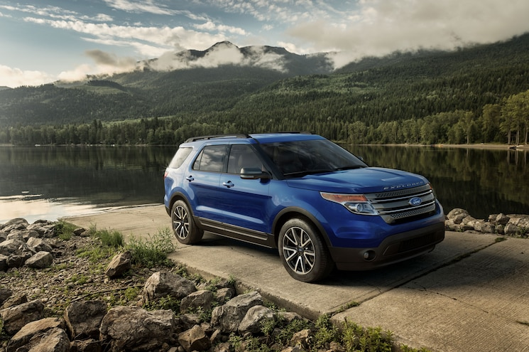 2015 Ford Explorer Adds New Appearance Package, Colors