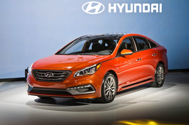 2015 Hyundai Sonata First Look
