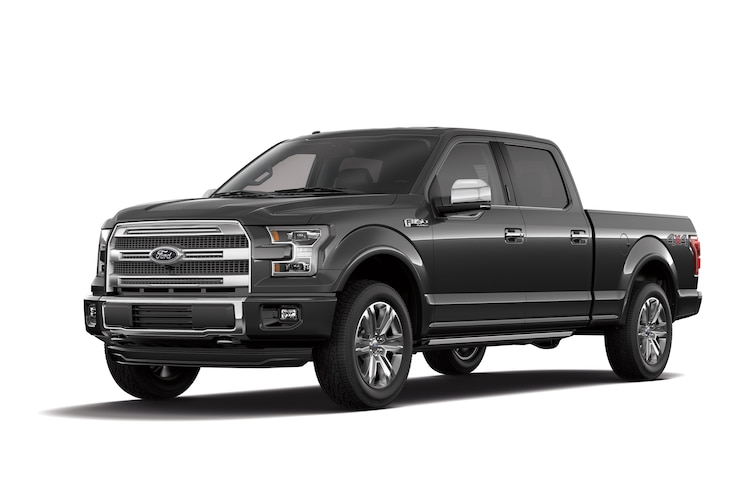 January 2016 Truck Sales – Snow Days