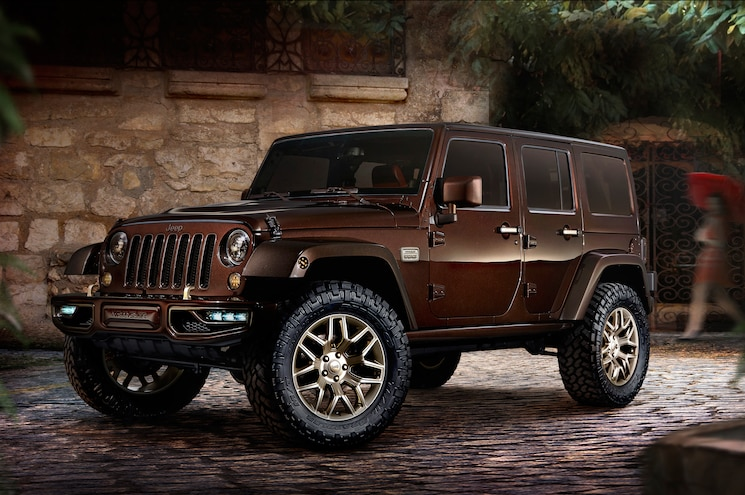 Jeep to Debut Concept Renegade, Cherokee, and Wrangler at Beijing Motor Show