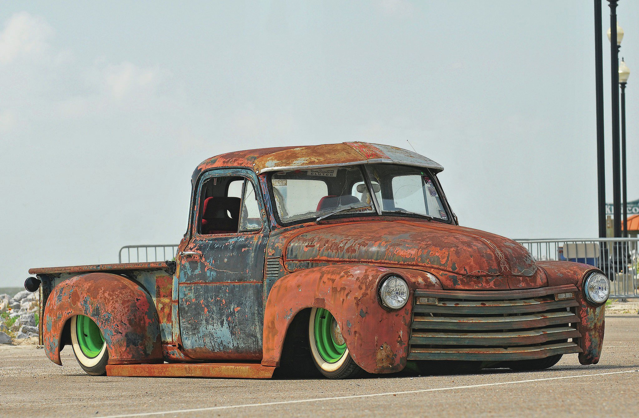 1952 Chevrolet Rat Rod Tetanus