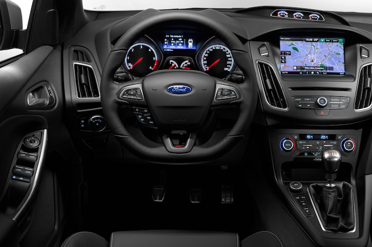 2015 Ford Focus ST Cockpit
