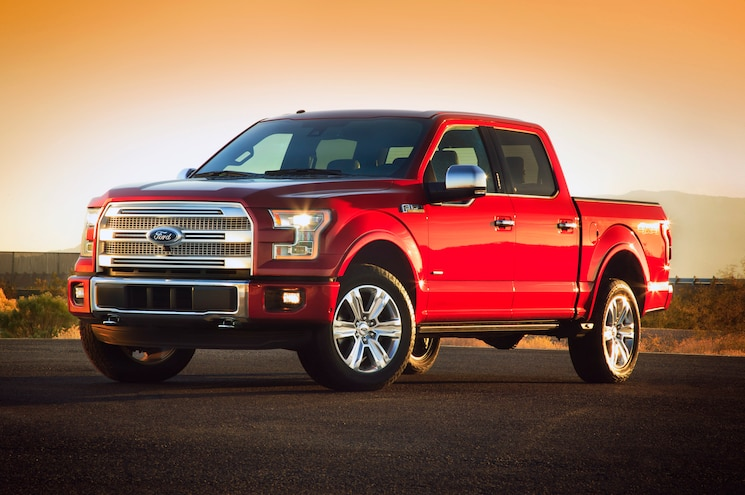 "Ford Says ""Working Very Hard"" on F-150 Hybrid"