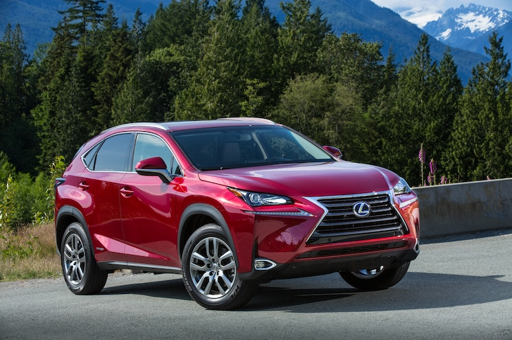2015 Lexus NX Starts at $35,405, AWD Hybrid Tops $42,000