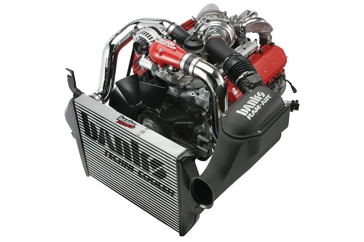 2007 Ford F 250 60L Power Stroke Engine