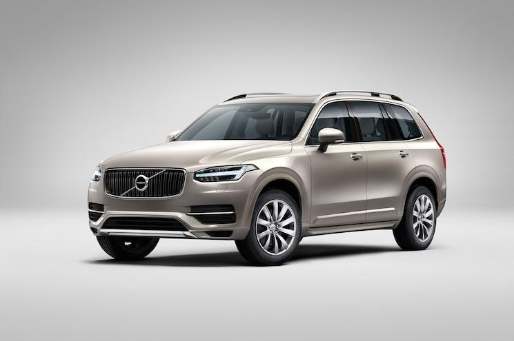 2015 Volvo XC90 Starts at $49,825