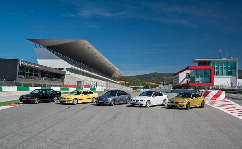 BMW M3 And M4 Group Shot 02