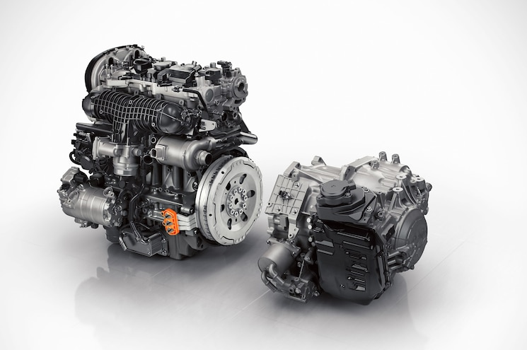 2015 Volvo Xc90 Engine And Transmission