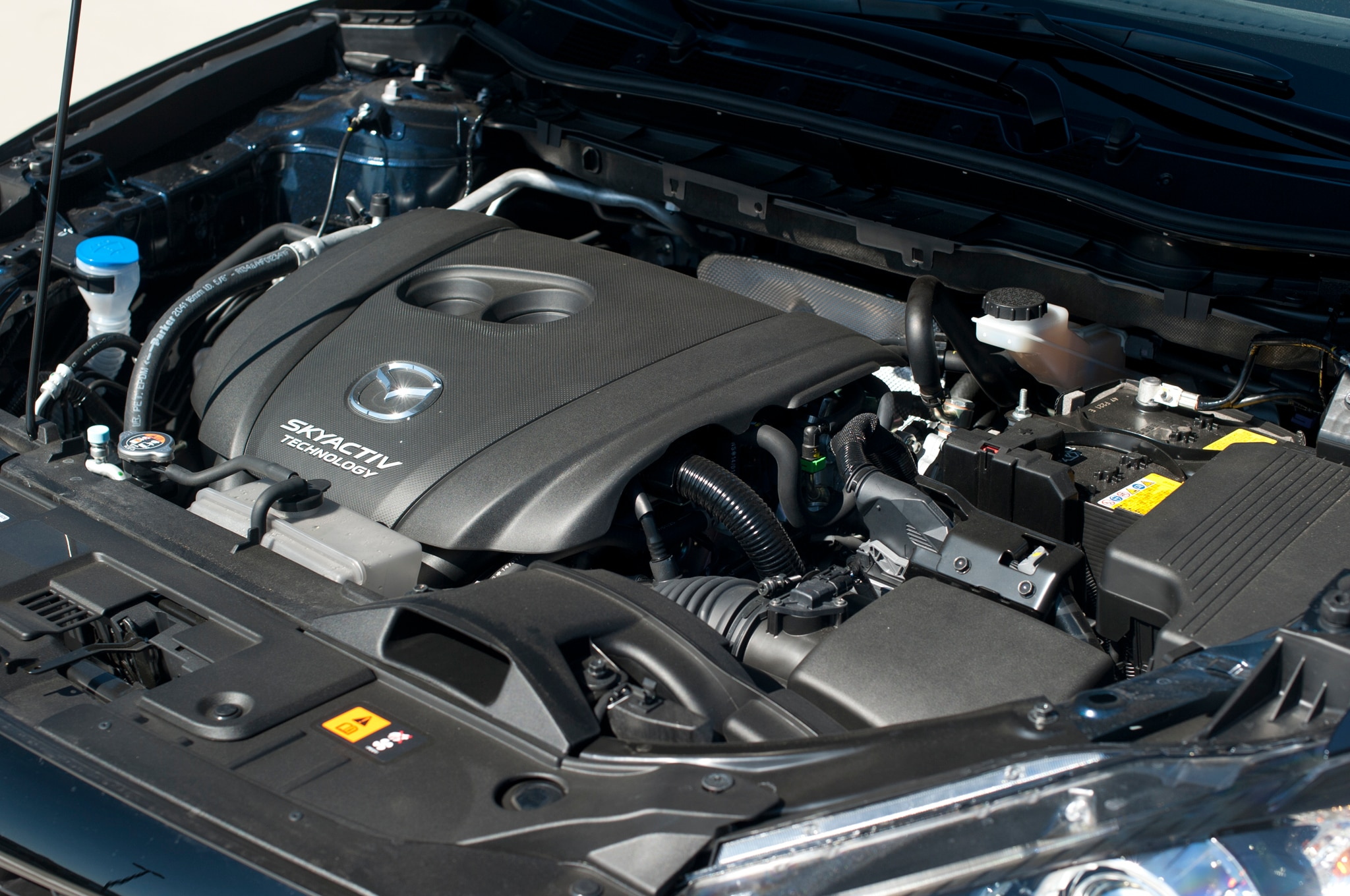 2015 Mazda CX 5 Engine