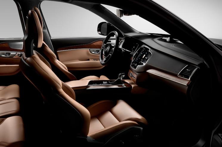 2016 Volvo XC90 Interior View 2
