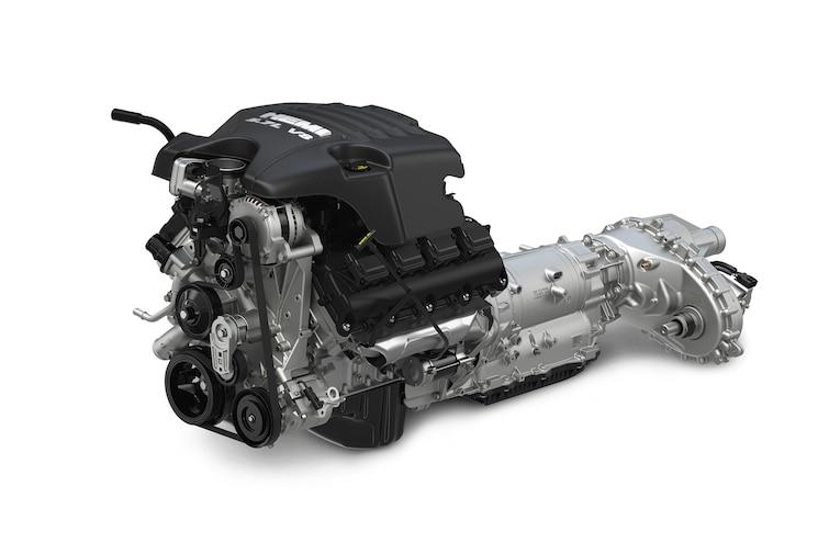2015 Ram 1500 Hemi Engine