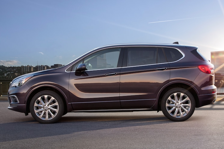 Majority of Future Buick Lineup May Come From Overseas
