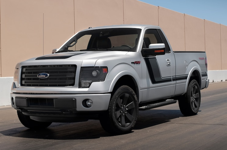 F 150 Tremor >> 2014 Ford F 150 Tremor First Test
