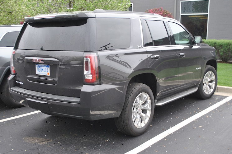 2015 GMC Yukon Quick Take Review