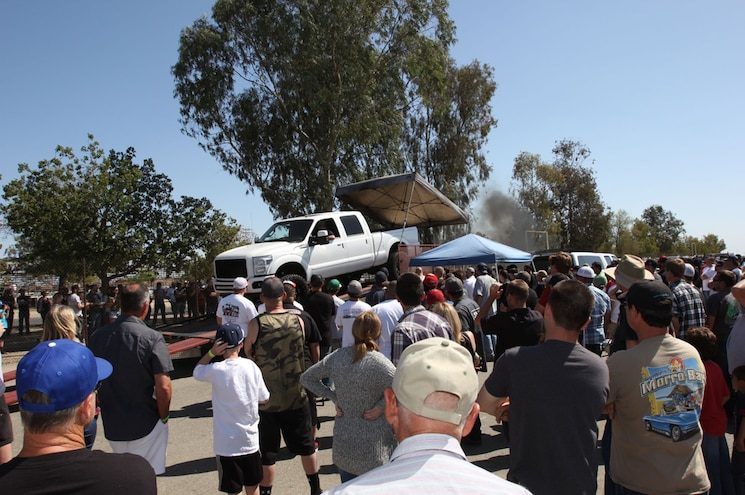 2011 Ford F 250 Putting Down 600 Hp