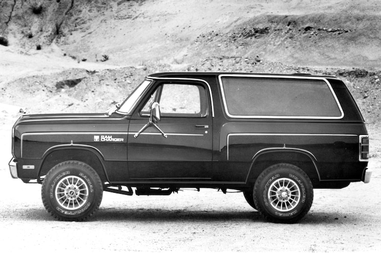 1982 Dodge Ramcharger – Truck Trend Archives