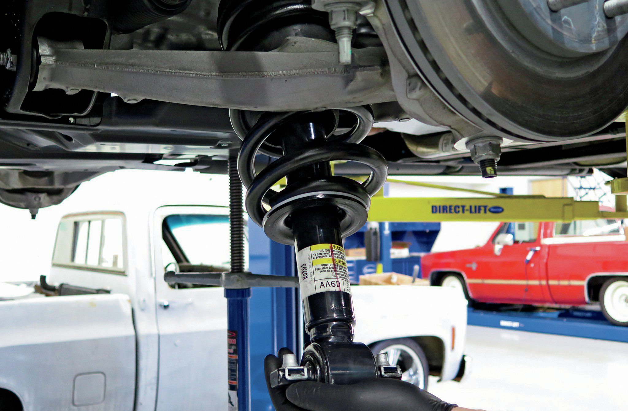 Lowering A 2015 Chevrolet Tahoe With Crown Suspension 2/4 ...