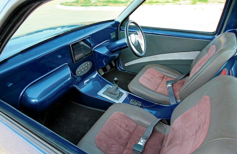 1992 Nissan Hardbody Inteiror