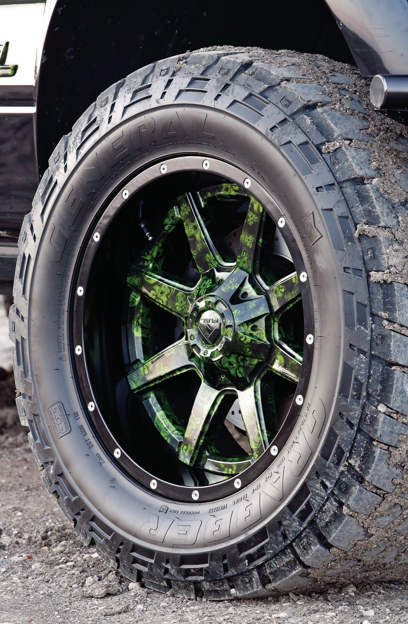2013 Ford F 150 Svt Raptor Wheel