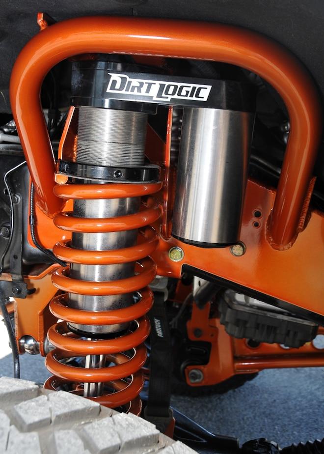 2011 Ford F 350 Super Duty Suspension