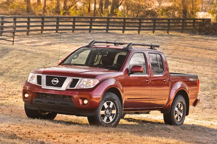 Five reasons the Nissan Frontier Continues to Sell