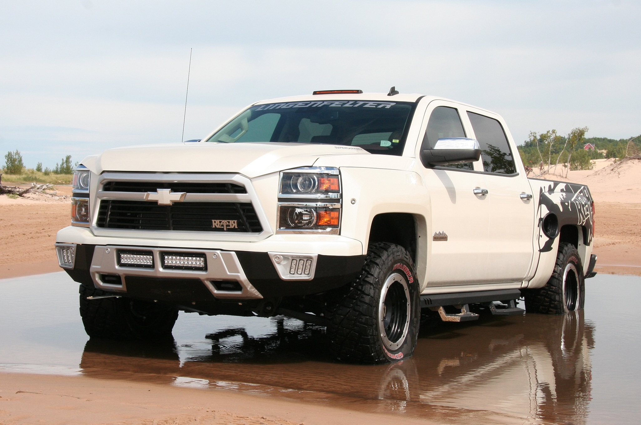 Chevy Reaper For Sale >> 2014 Chevrolet Silverado Reaper First Drive