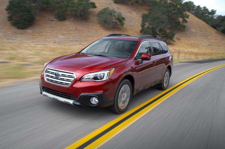 2015 Subaru Outback 3.6R First Test